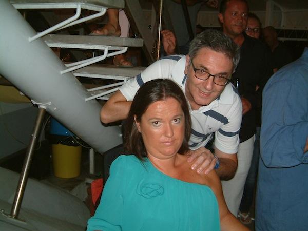 Foto di Mirtha e Giuseppe