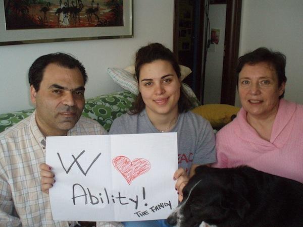 Foto di Anna Nando e Giorgia