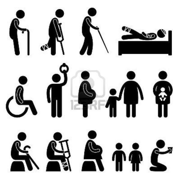 icone disabili
