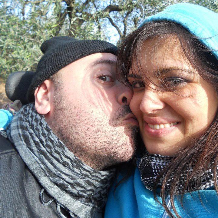 Foto di Angela e Domenico